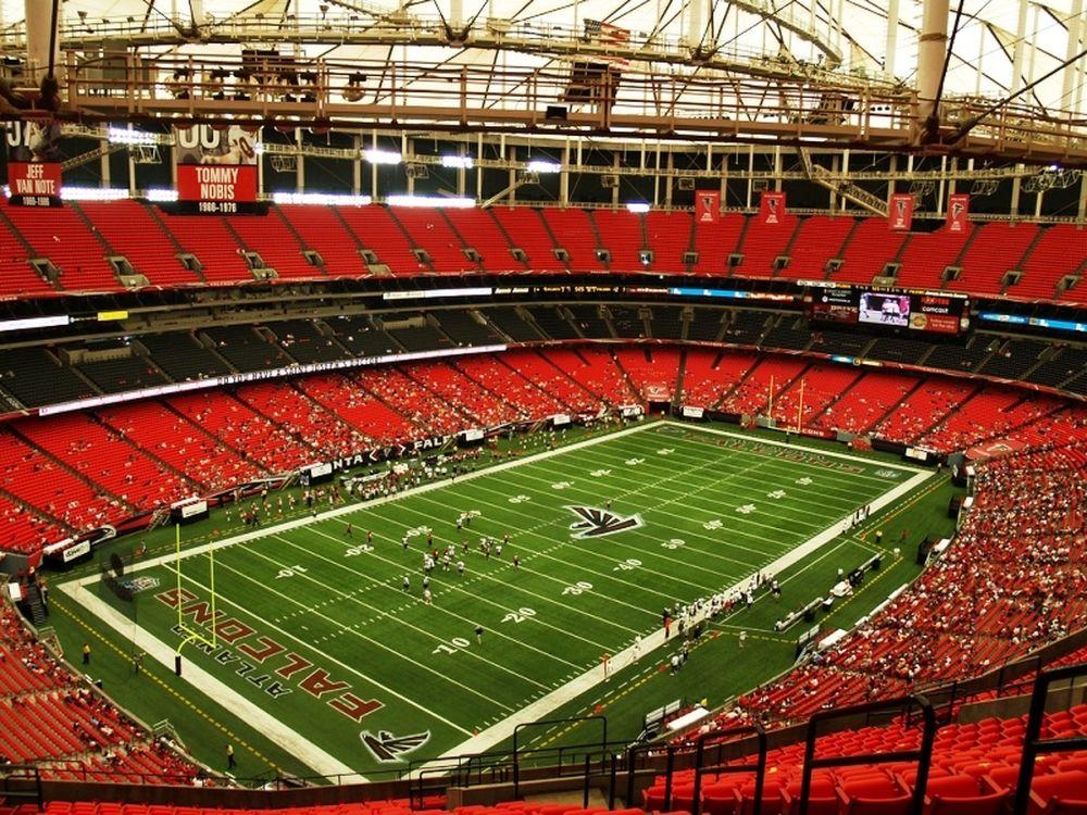 Οι Falcons κοντά σε νέο στάδιο