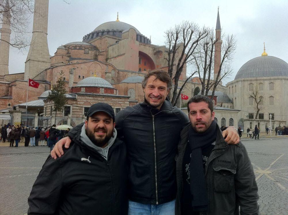 Ιβάν και στην Τουρκία!