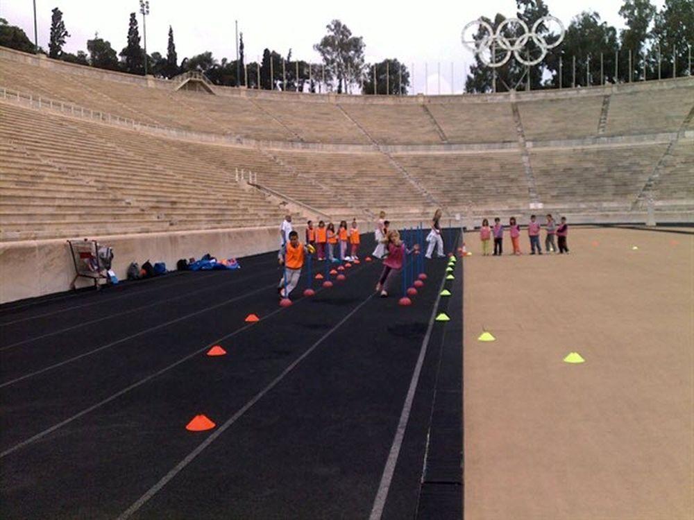 Αρχίζει το Kid's Athletics