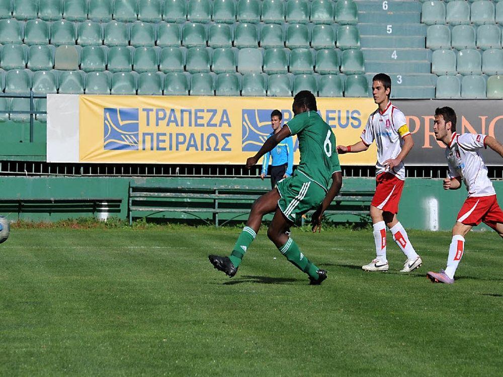 Παναθηναϊκός - Ατρόμητος 3-0 (Κ20)