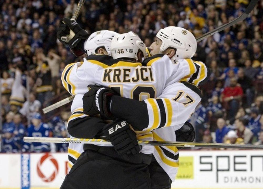 Πήραν τη νίκη οι Bruins