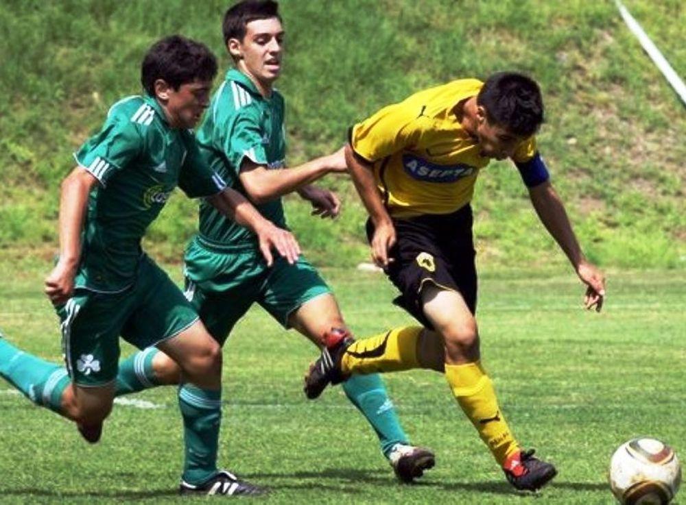 ΠΑΟ-ΑΕΚ 0-0 (Κ17)