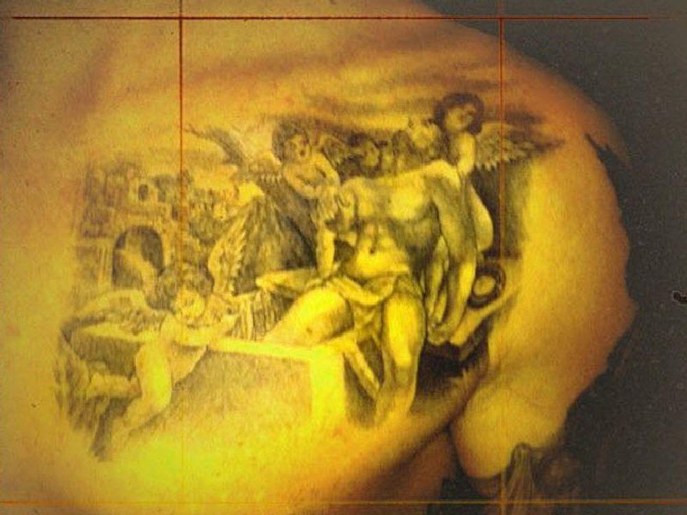 Το νέο τατουάζ του Μπέκαμ