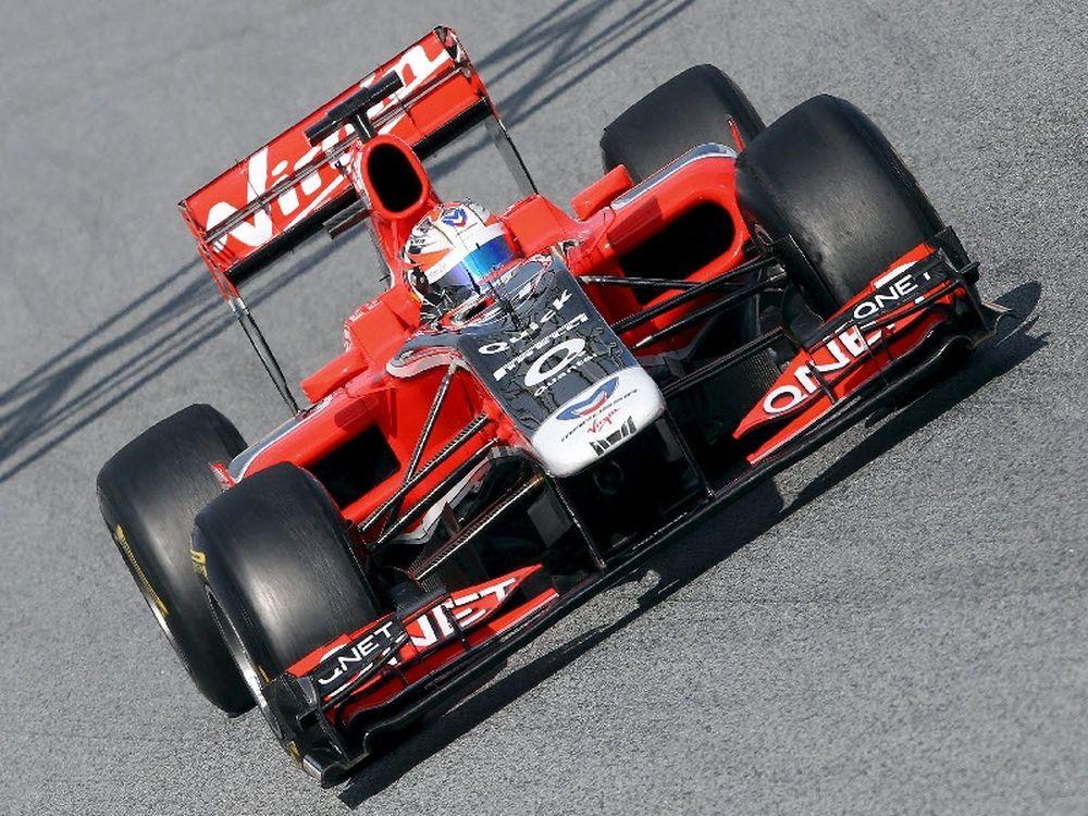 Ο Γκλογκ χάνει τις δοκιμές της F1
