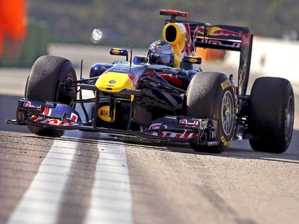 Η Infiniti κατ'όνομα στην F1