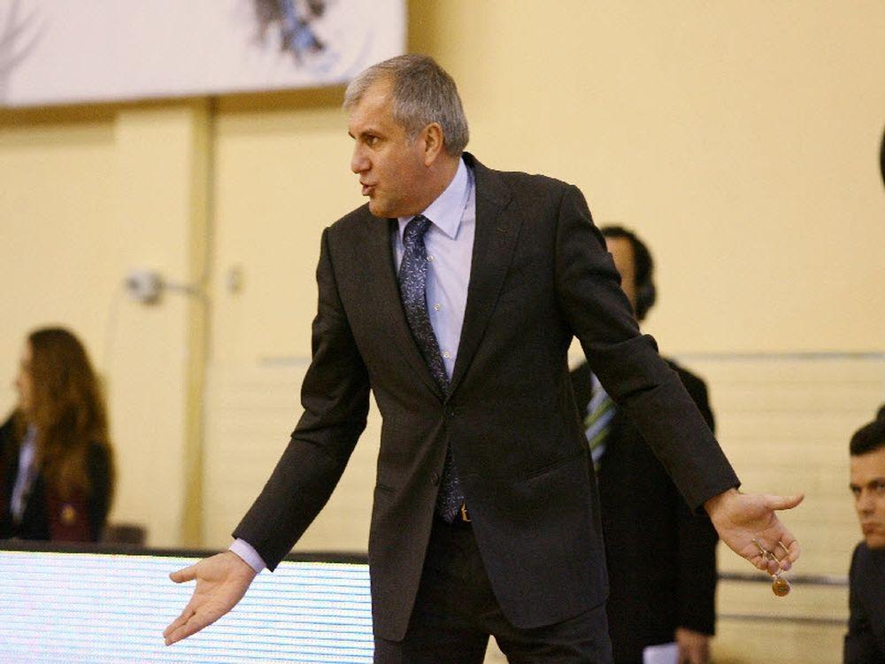 Ομπράντοβιτς: «Αγώνας πρόκριση»