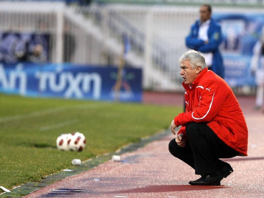 Κατσαβάκης: «Μπορούμε τελικό»