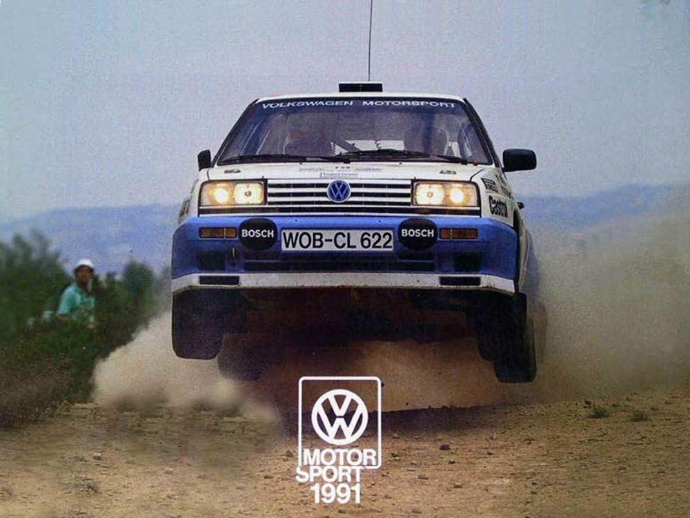 Η Volkswagen στο WRC