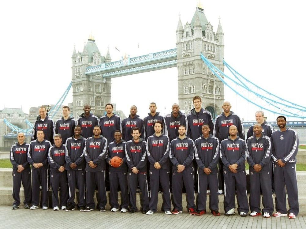 Το Λονδίνο υποδέχτηκε το NBA!
