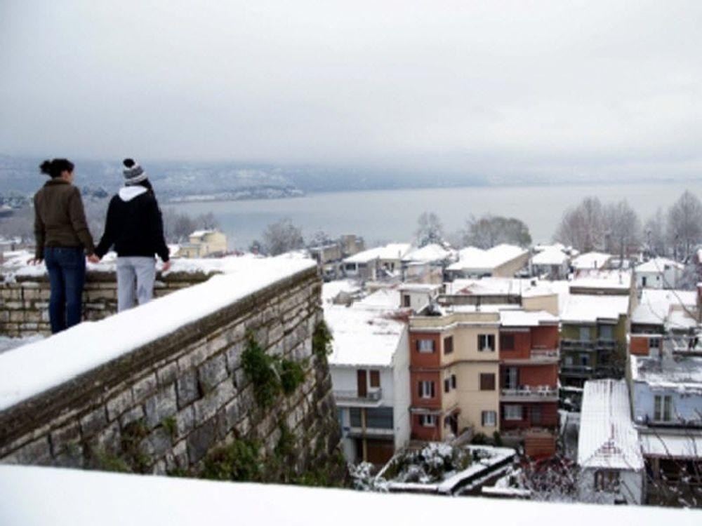 Χιονισμένη Καθαρά Δευτέρα
