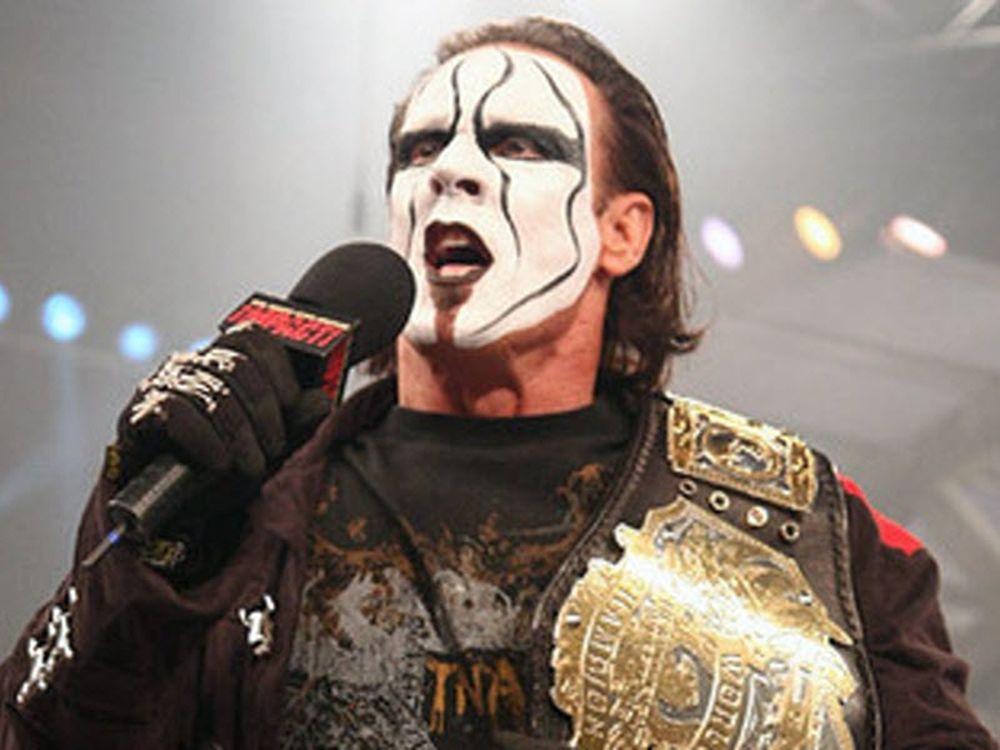 Πρωταθλητής ο Sting
