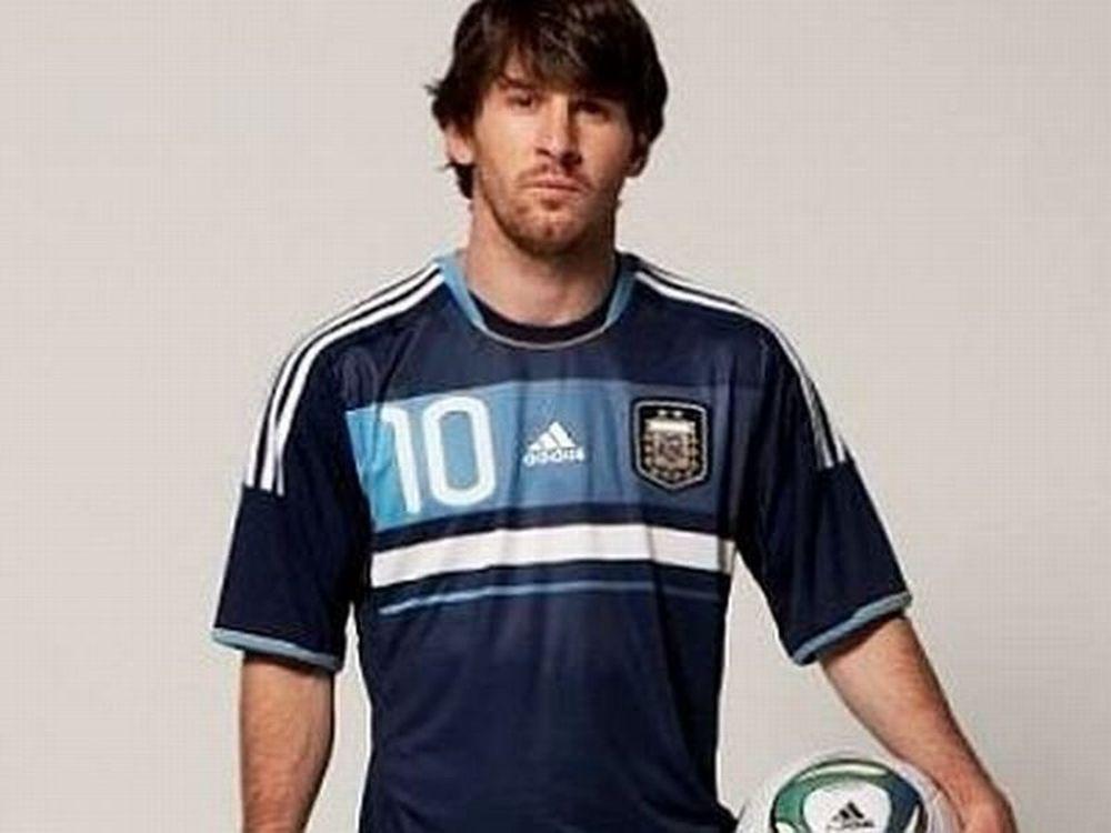 Η νέα φανέλα της Αργεντινής (video)