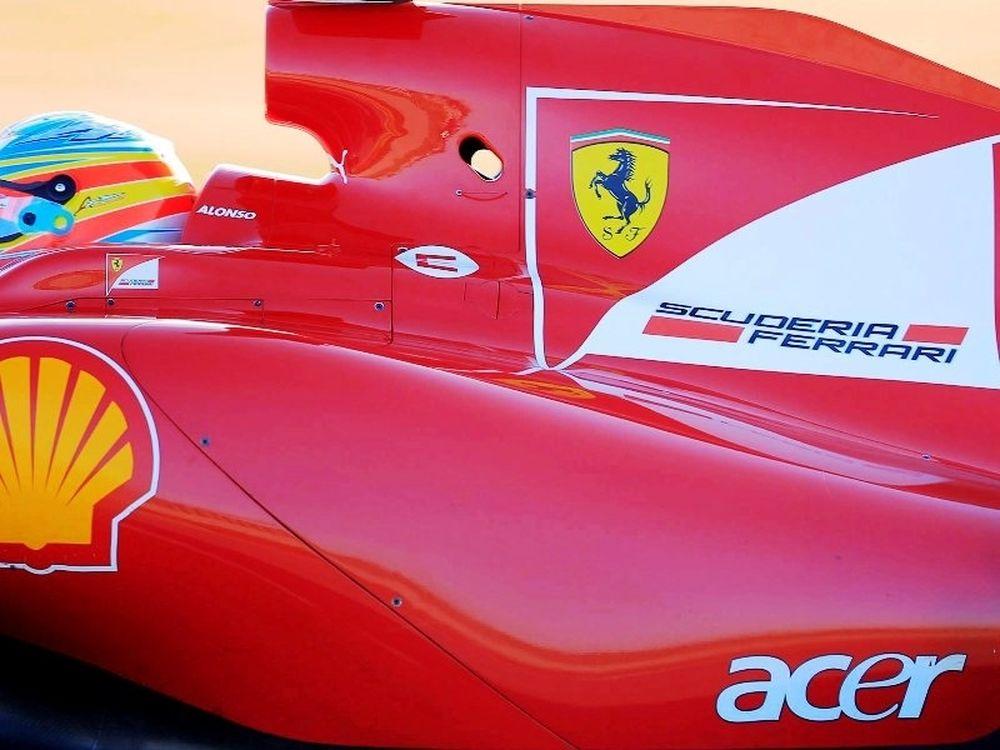 Νέο όνομα (ξανά) για τη Ferrari