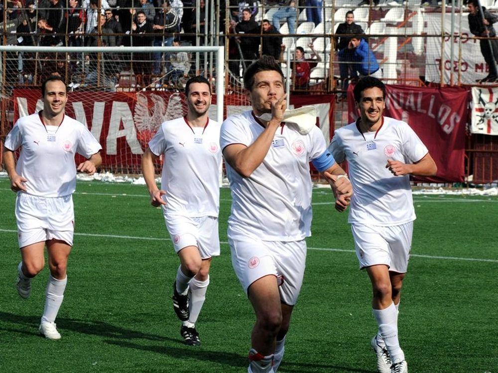 Προοδευτική- Αχαρναϊκός 2-0