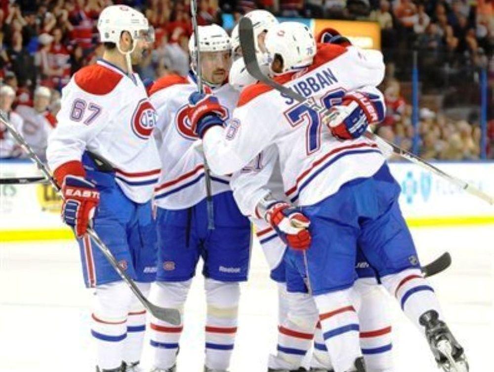 Χωρίς άγχος οι Canadiens
