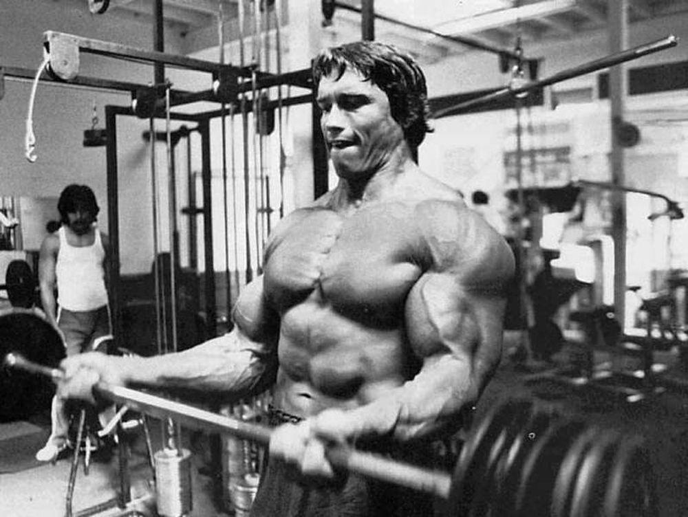 Ο Arnold δεν ξεχνά