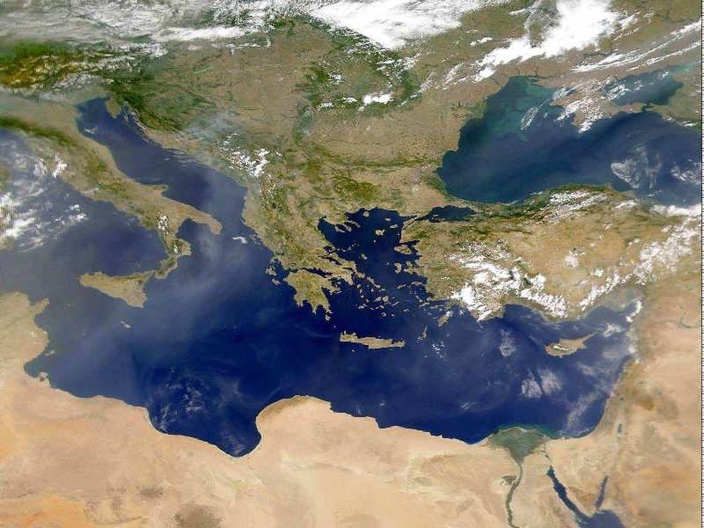 Μεσογειακή  Oμοσπονδία Στίβου