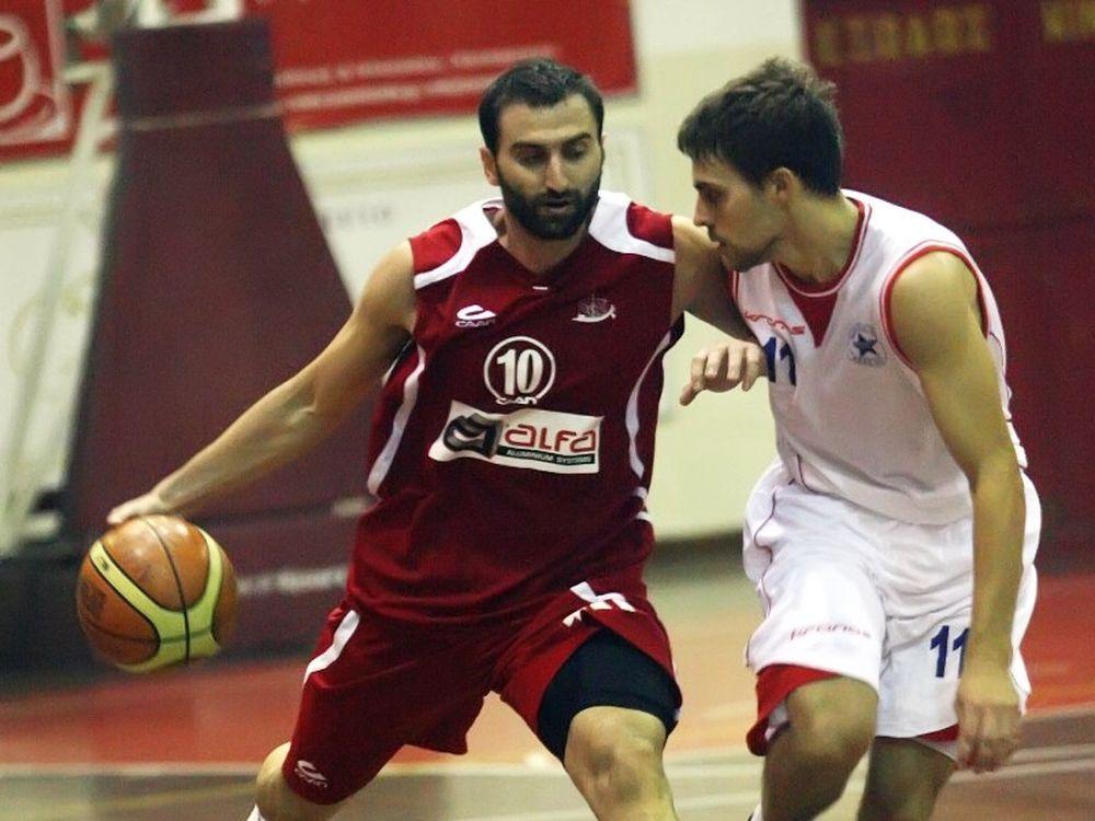 Λιακόπουλος: «Θέλω να κερδίζω»