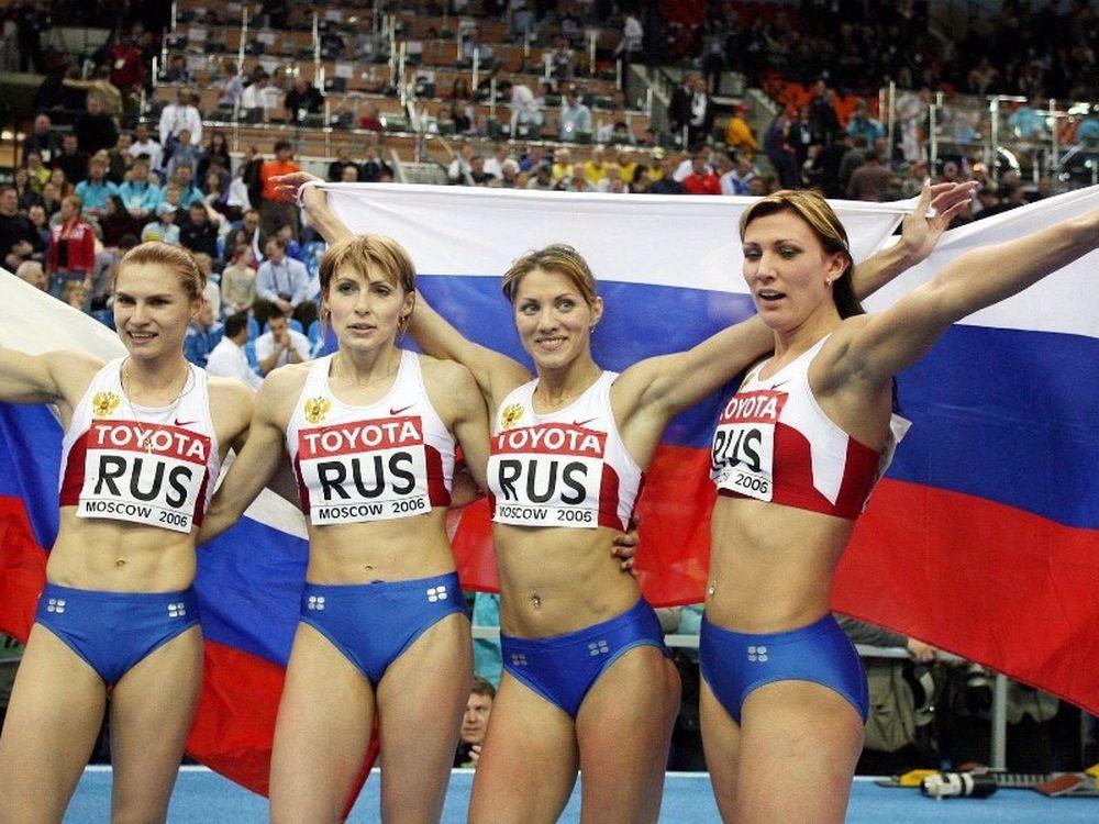 Θρίαμβος της Ρωσίας στα μετάλλια