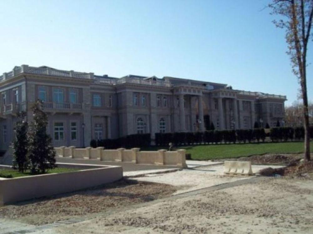 Το παλάτι του Πούτιν