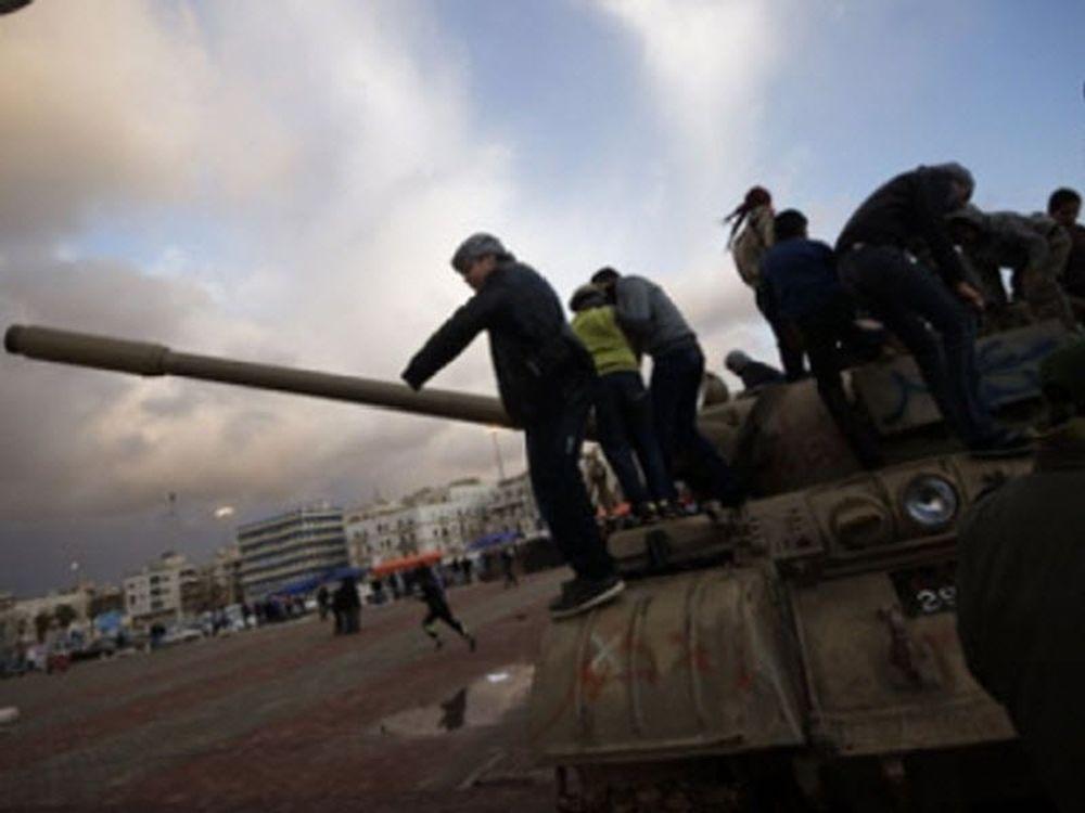 Ένταση δίχως τέλος στη Λιβύη