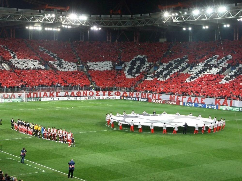Θρύλος… Champions League