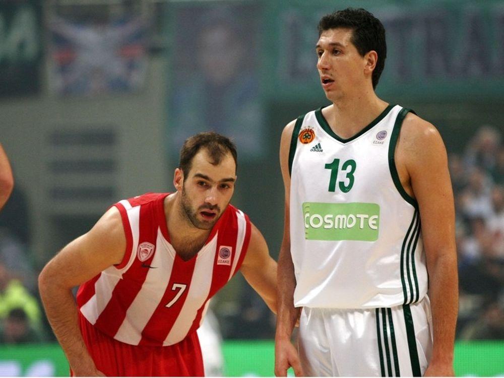 Οι Έλληνες του All Star Game