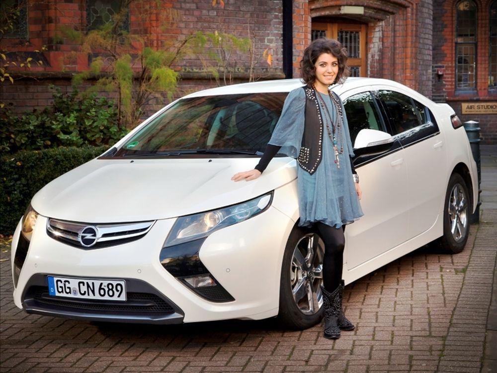 Η Opel και η μουσική