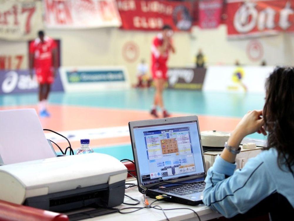Η τεχνολογία στη Volleyleague