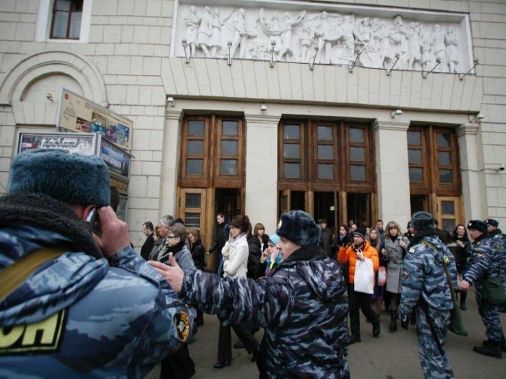Έκρηξη στο κέντρο της Μόσχας!