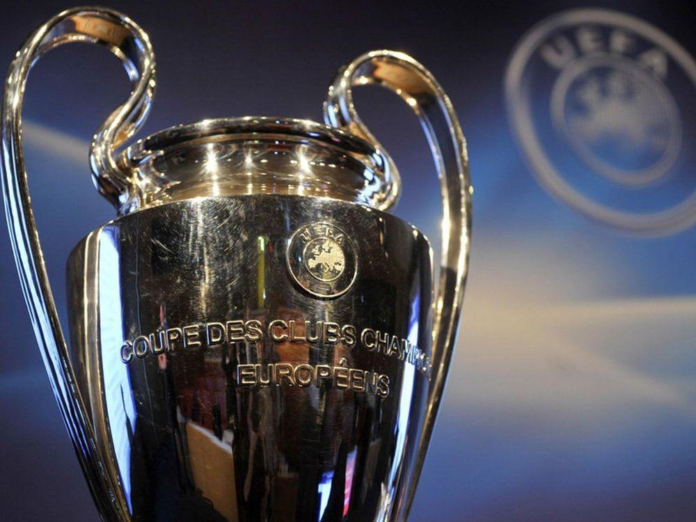 Champions League... LIVE