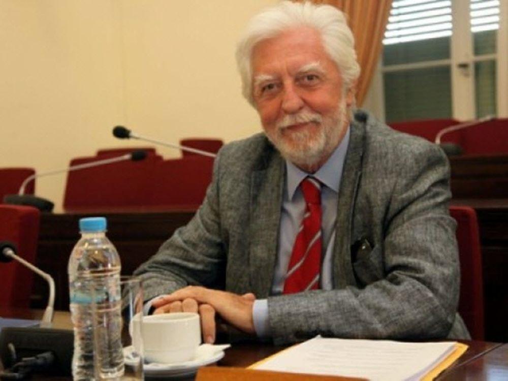 Παραιτήθηκε ο Γεωργακόπουλος!