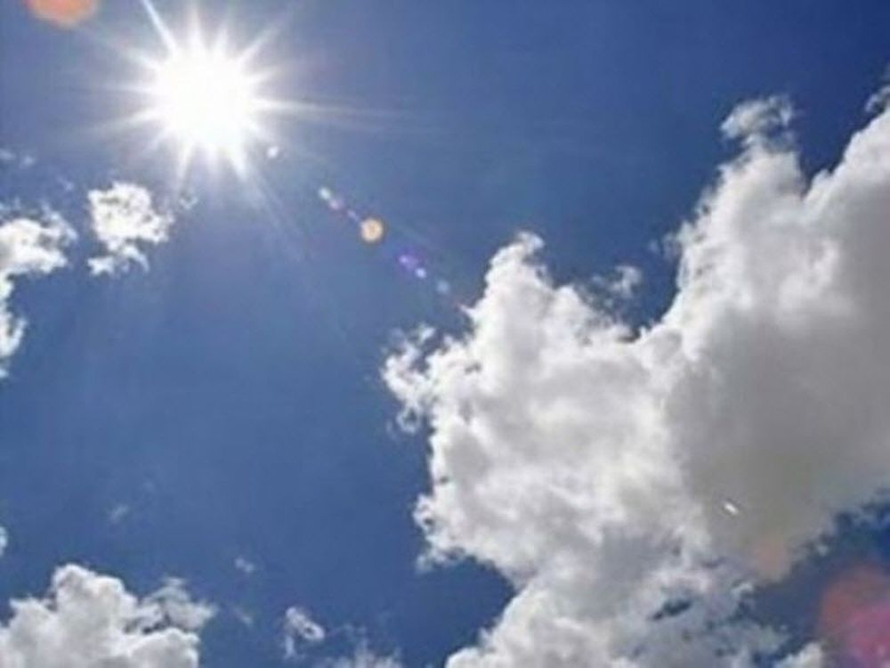 Μη σας ξεγελάσει ο ήλιος!