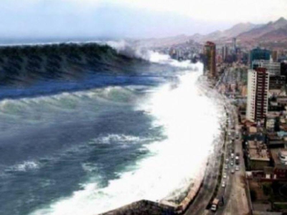 Προειδοποίηση για τσουνάμι