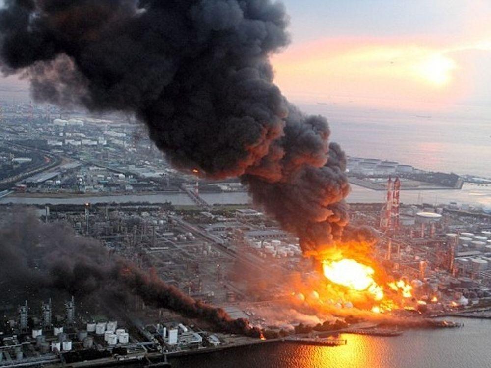 Τρόμος από πυρηνική έκρηξη!(video)