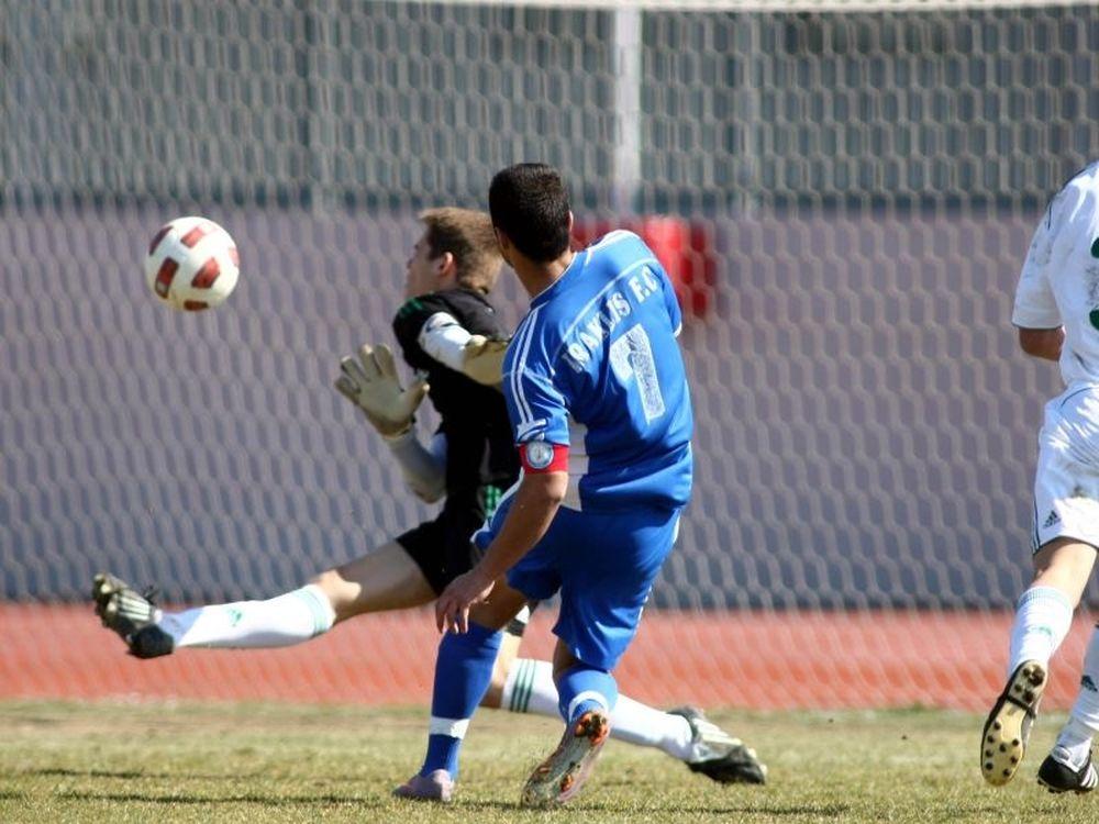 Ηρακλής - Παναθηναϊκός 2-0 (Κ20)