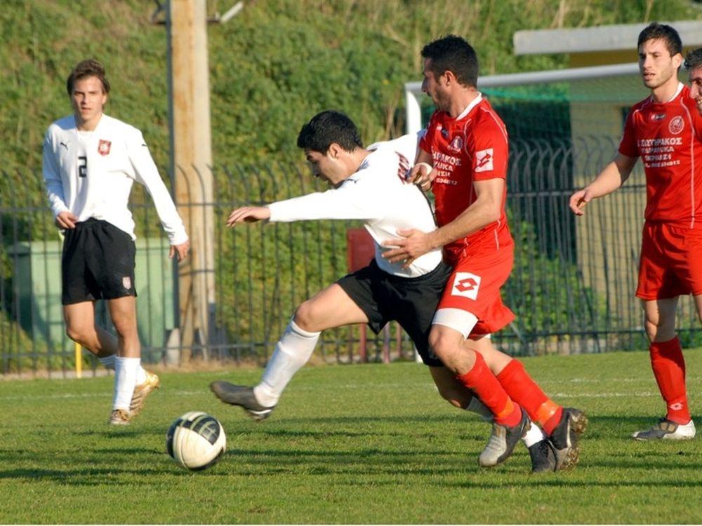 Κερατσίνι-Σαρωνικός Αίγινας 0-0