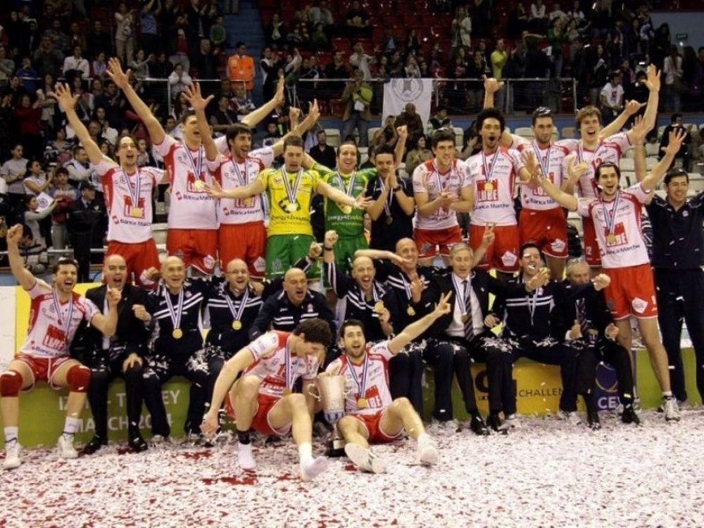 Κύπελλο οι Ιταλοί με Αγκάμεζ MVP!