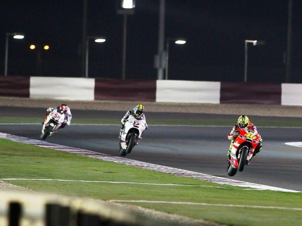 Ο Πεντρόζα ταχύτερος στο Κατάρ