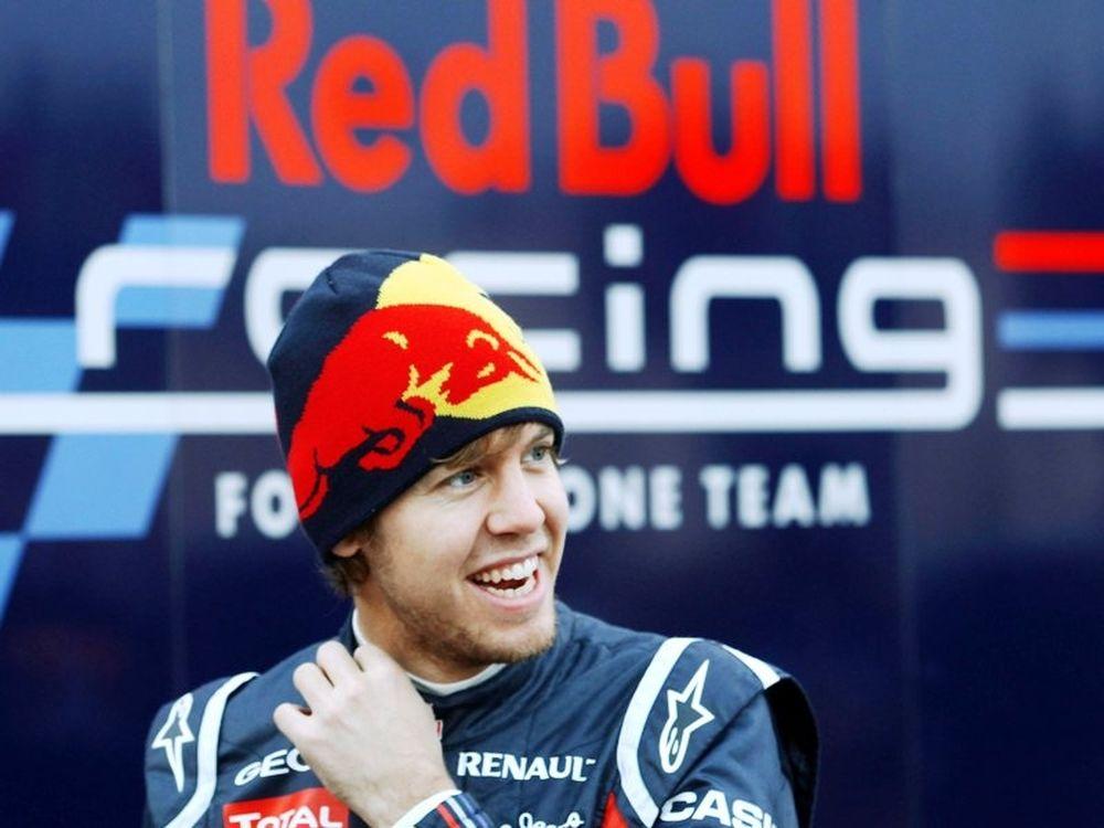 Με Red Bull ως το 2014