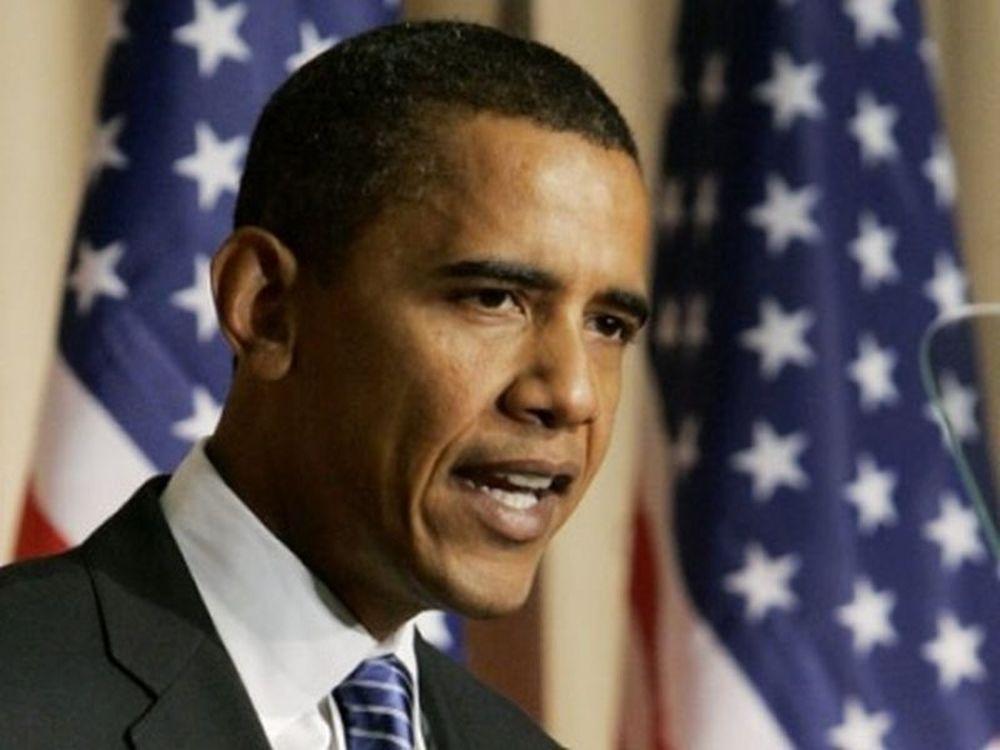 Ομπάμα καλεί Καντάφι