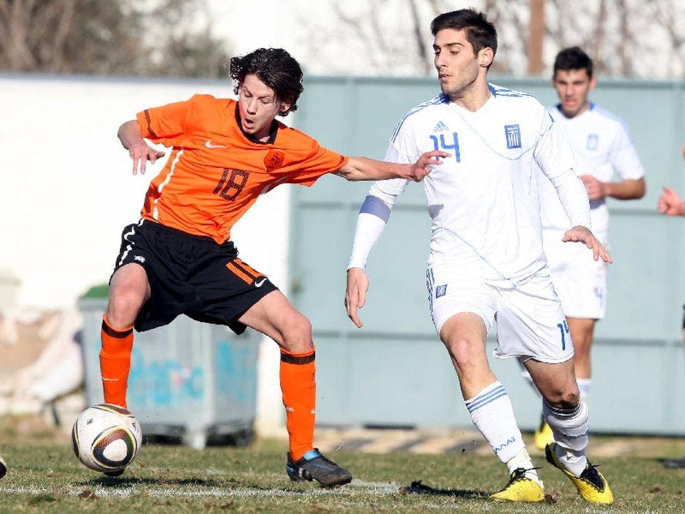 Η αποστολή για EURO 2011