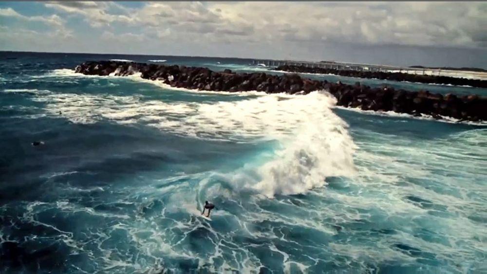 Το surf από μια άλλη οπτική...