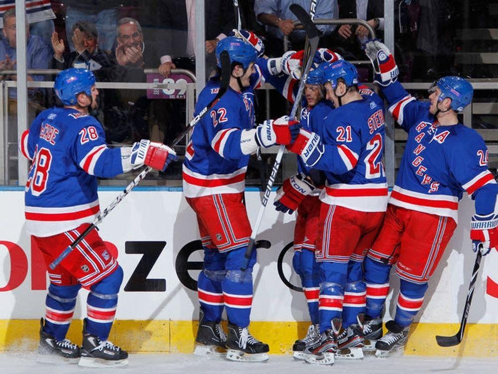 Έβδομοι οι Rangers