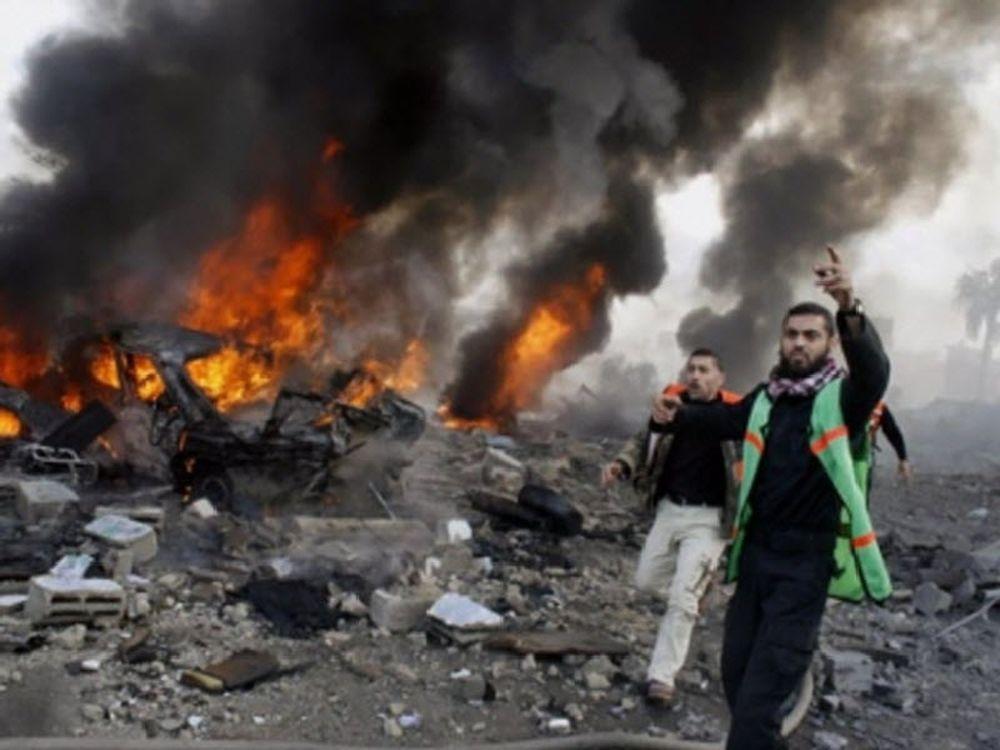 Φονική επίθεση στη Γάζα