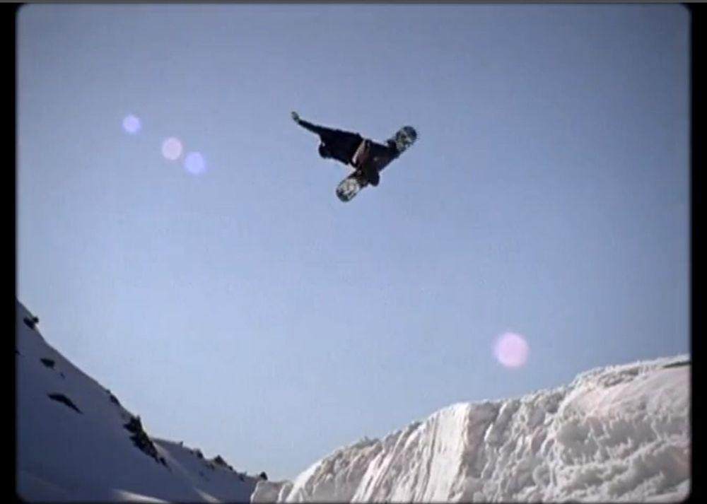 Η δημιουργία στο snowboarding