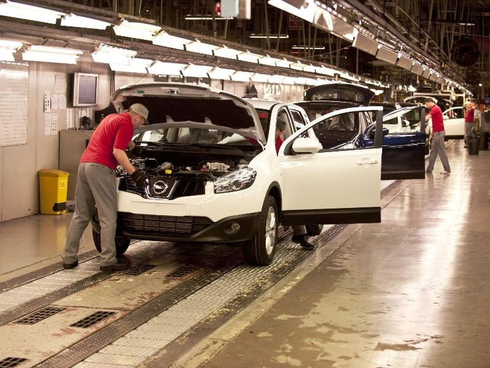 Παύση εργασιών στη Nissan