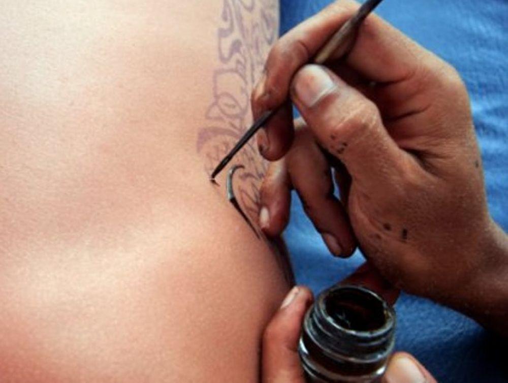 Kάνε τατουάζ, μ' αρέσει