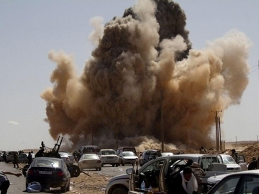 Κατάπαυση του πυρός στη Λιβύη