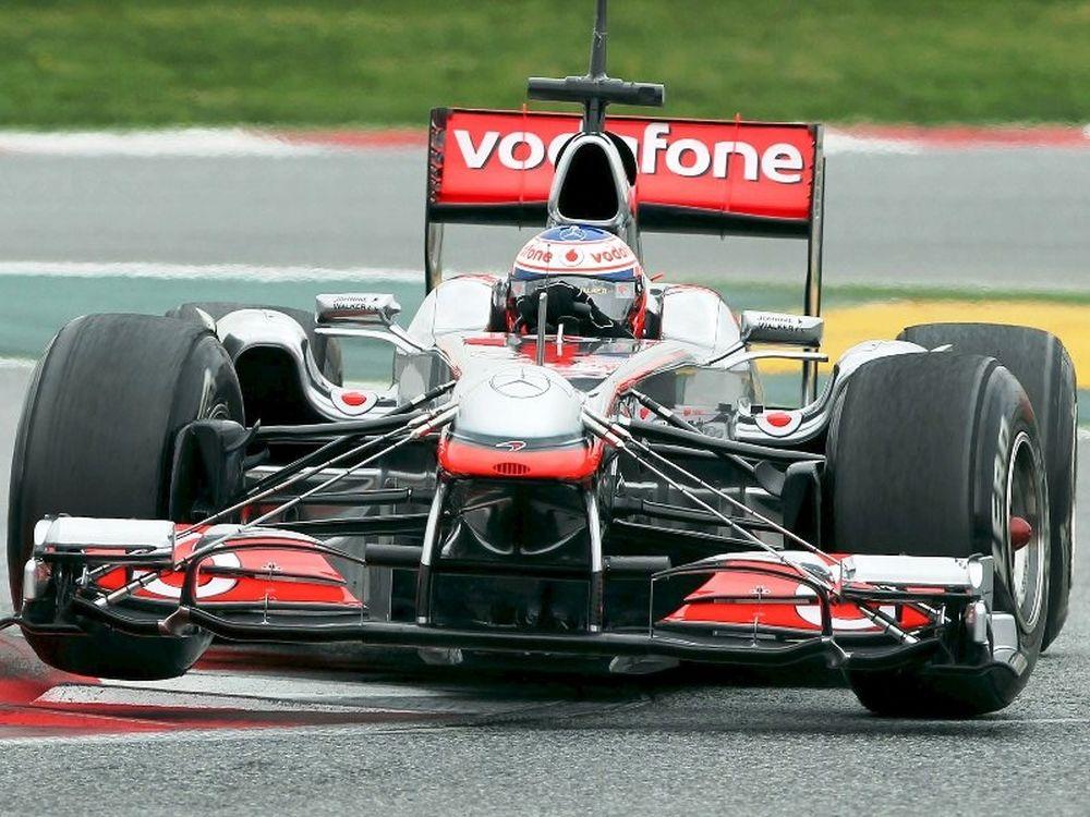 Η McLaren θα καταπλήξει